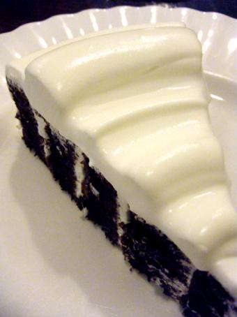 『ティーアンドケーキ グレース』のチョコレートケーキ