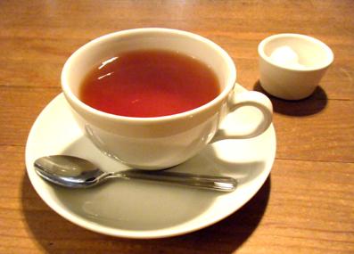『CICOUTE CAFE(チクテカフェ)』のバターハチミツのマフィン