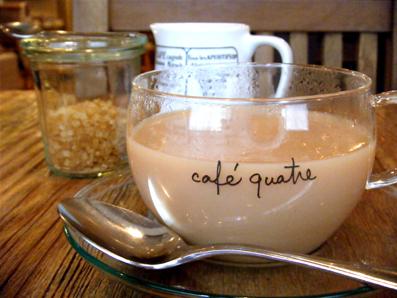 『カフェ・キャトル』のスコーン
