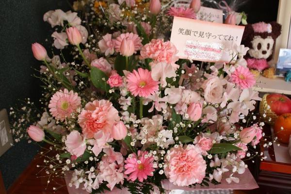 百ヶ日お花