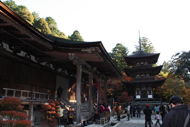 西明寺3本堂