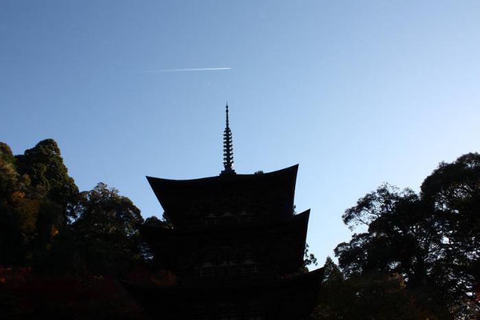 西明寺4飛行機