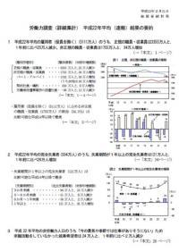 労働力調査【H22年速報】20110225