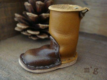 2色のコ*boots