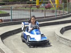 東条湖おもちゃ王国シングルカート