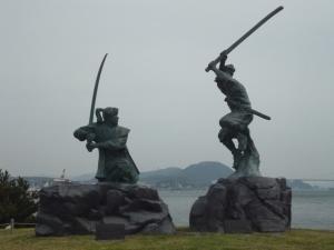 巌流島の戦い!