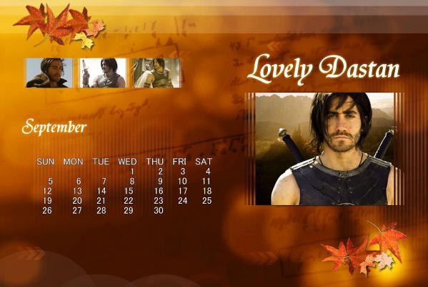 ジェイクカレンダー2010年9月ブログ用