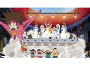 しんちゃんおらの花嫁3