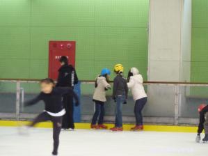 9日スケート8