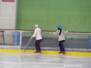 9日スケート2
