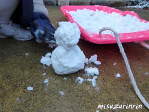 雪降った16