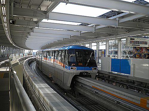 羽田国際線駅3