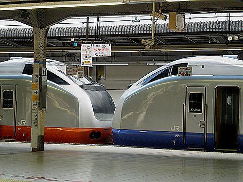 E653系・上野