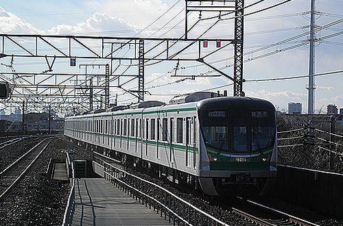 東京メトロ16000系・亀有