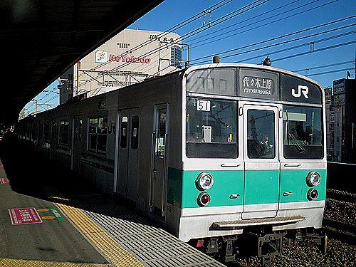 203系・亀有