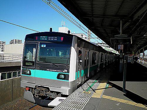 E233系2000番代・亀有