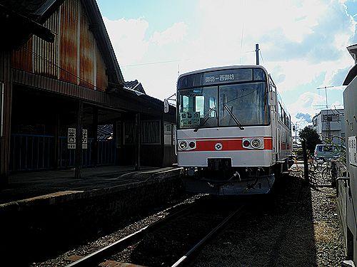 紀州鉄道西御坊2