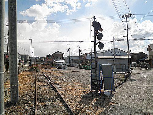 紀州鉄道日高川1