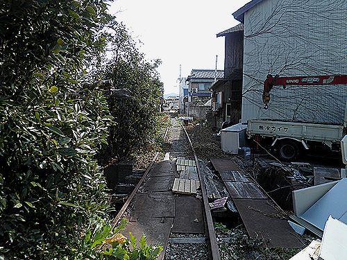 紀州鉄道日高川2