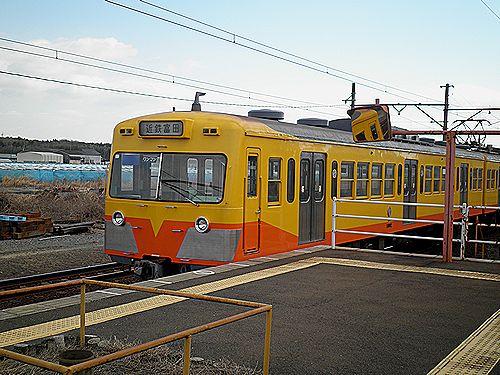 三岐鉄道801系1