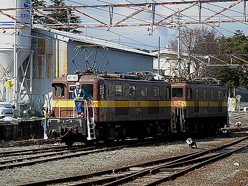 三岐ED452+ED459
