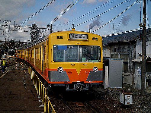 三岐鉄道801系2