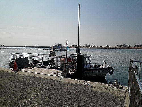 利根川・赤岩渡船