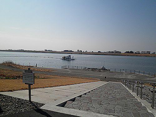 赤岩渡船場