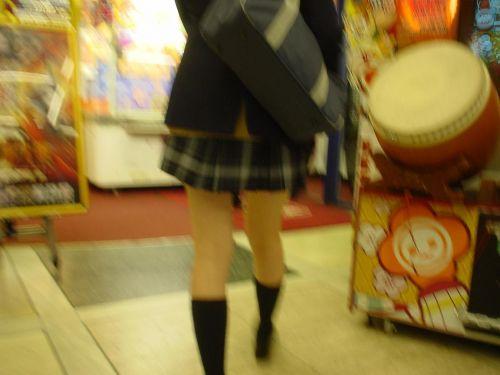 【三次画像あり】 脚がエロイ女子高生画像が集まるスレ! 56枚 part.24 No.8
