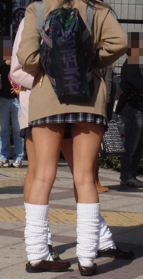【三次画像あり】 脚がエロイ女子高生画像が集まるスレ! 56枚 part.24 No.6