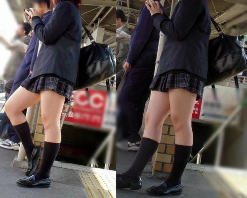 【三次画像あり】 脚がエロイ女子高生画像が集まるスレ! 56枚 part.24 No.7