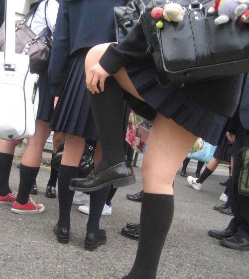 【三次画像あり】 脚がエロイ女子高生画像が集まるスレ! 56枚 part.24 No.16