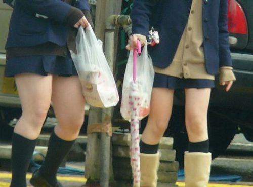 【三次画像あり】 脚がエロイ女子高生画像が集まるスレ! 56枚 part.24 No.46