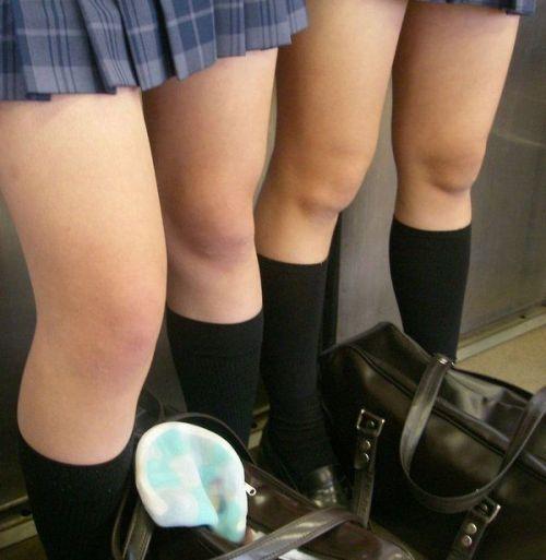 【三次画像あり】 脚がエロイ女子高生画像が集まるスレ! 56枚 part.24 No.55