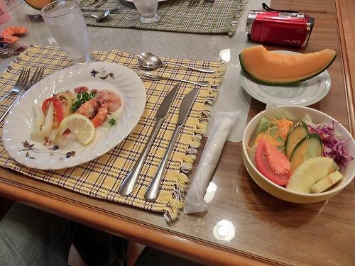 くりっこ食事 (2)