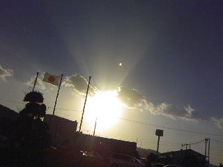 夕方の空!1