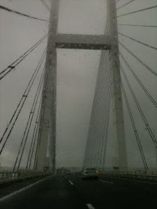 ベイ橋行き