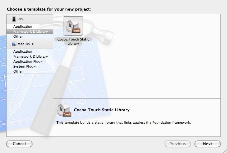 Xcode Framework 01