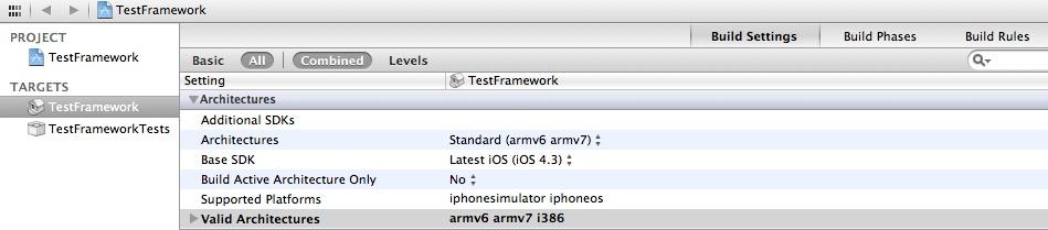 Xcode Framework 02