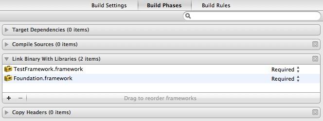 Xcode Framework 09
