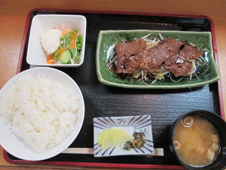 松阪牛焼肉定食