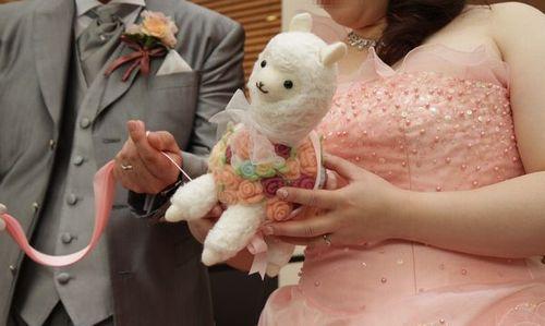 結婚式あるちゃん1