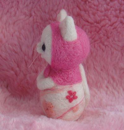 桜マト白猫2