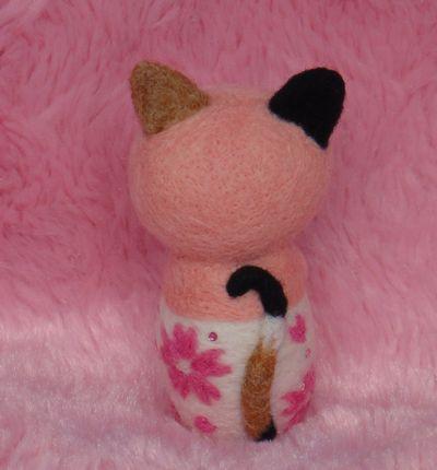 桜マト三毛猫3