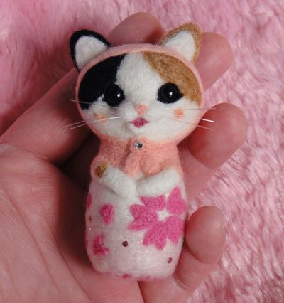 桜マト三毛猫7