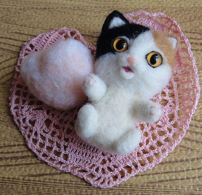 三毛猫ちゃん1