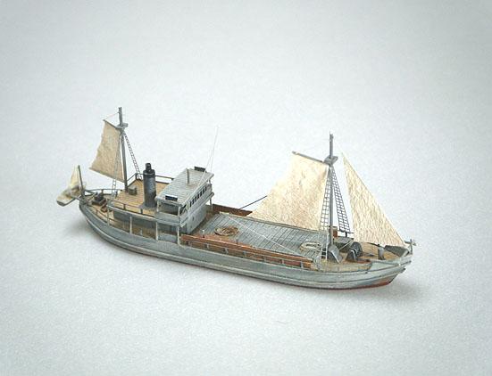 徴用機帆船