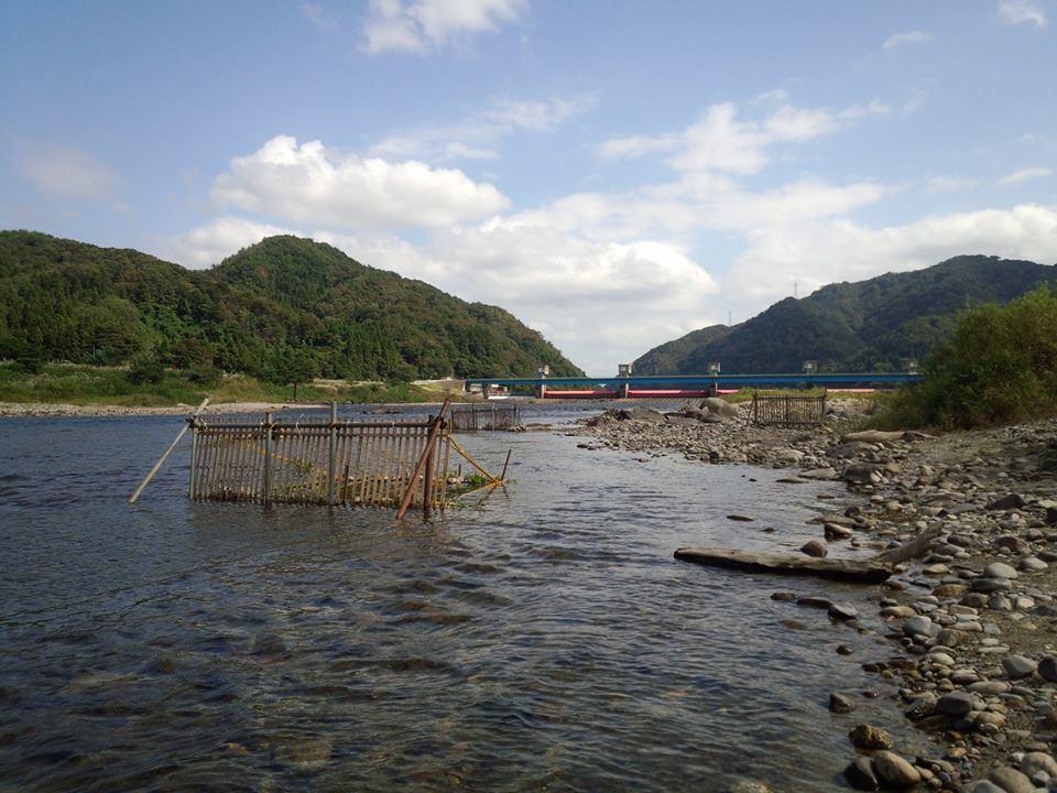 2014荒川鮭釣り サーモンフィッシング 新潟村上