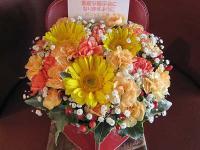 「素花」から頂いたお花