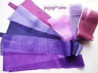 端切れセット 紫